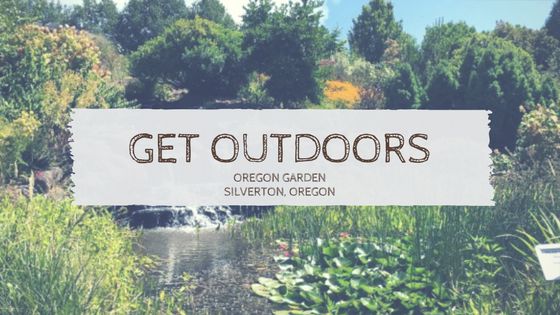 Header Image Oregon Garden
