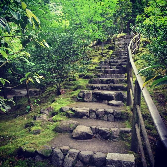 2015 May Japanese Garden Portland (1)